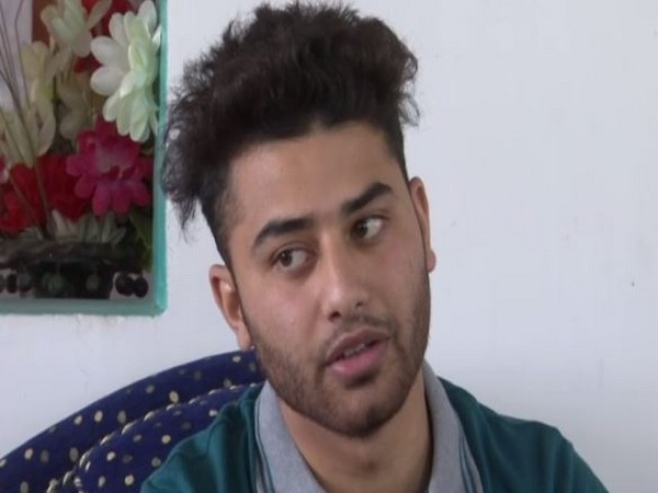 Gouhar Arzoo Chaand secured 29th rank in Kashmir Administrative Services 2020. (Photo/ANI)
