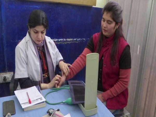 Sub-district hospital provides free medical facilities in Sunderbani. Photo/ANI