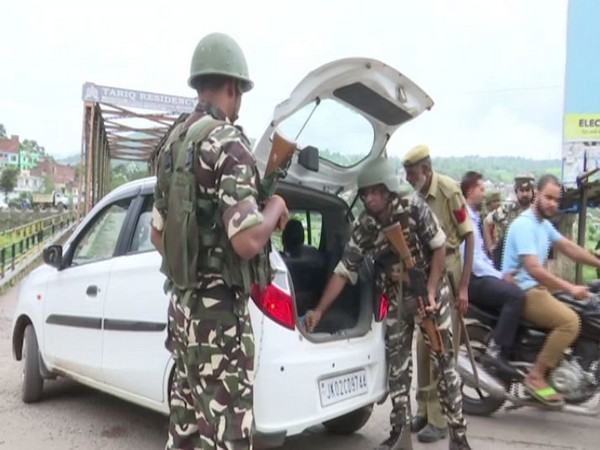 Security forces keeping strict vigil in Rajouri