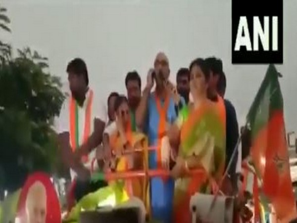 BJP MP Arvind Dharmapuri Arvind