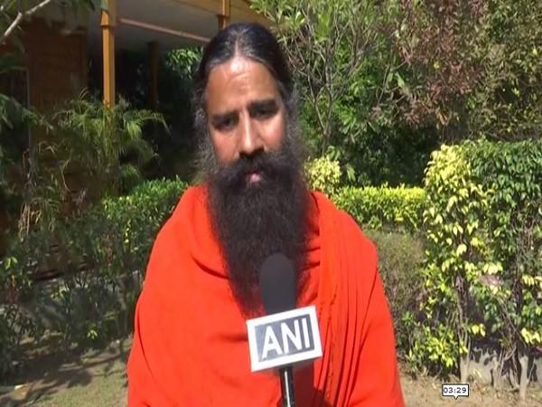Yoga Guru Ram Dev (File Pic)