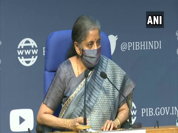 Finance Minister Nirmala Sitharaman. (File photo)
