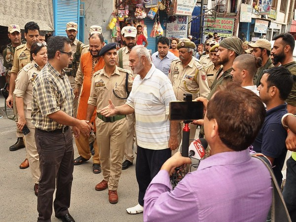 Ramban Deputy Commissioner, Nazim Zai Khan, today conducted a public outreach drive to assess the public grievances