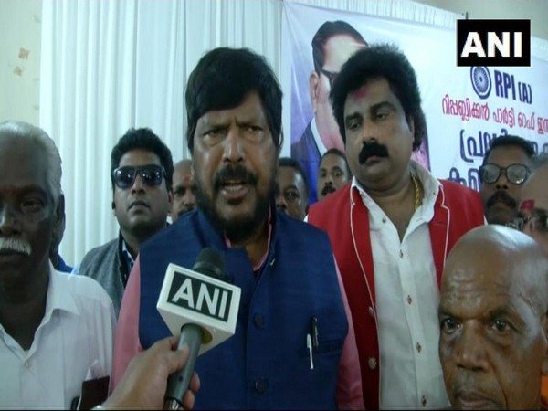 The Republican Party of India (RPI) Athawale chief Ramdas Athawale  (File Image)