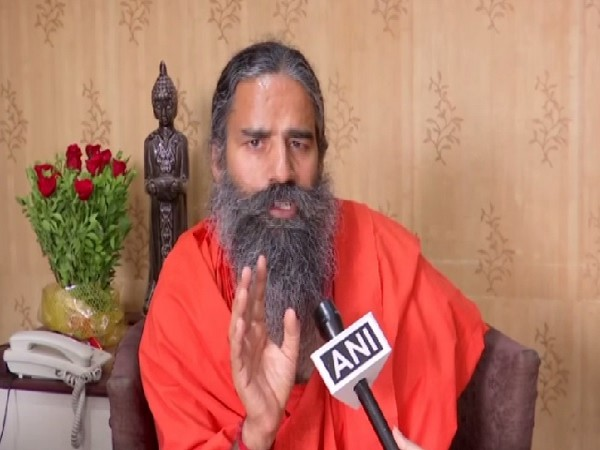 Baba Ramdev (File Photo/ANI)
