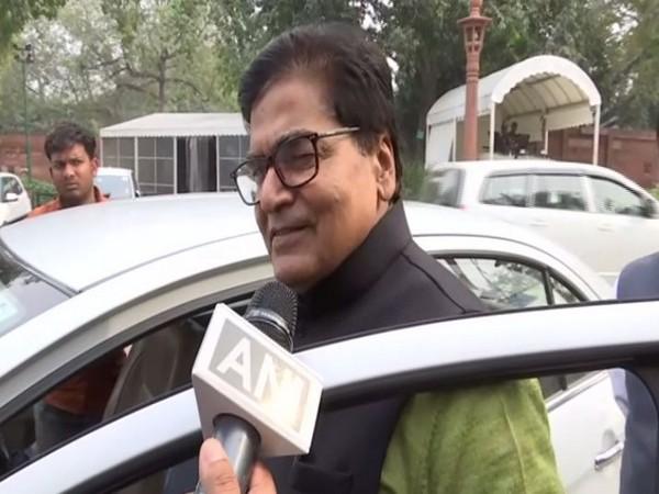 SP leader Ramgopal Yadav (File photo)