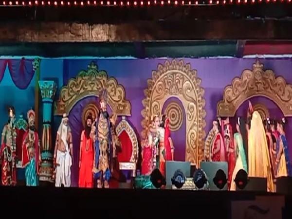 Artists participate from all religions in Ramlila, symbol of communal harmony: Prayagraj