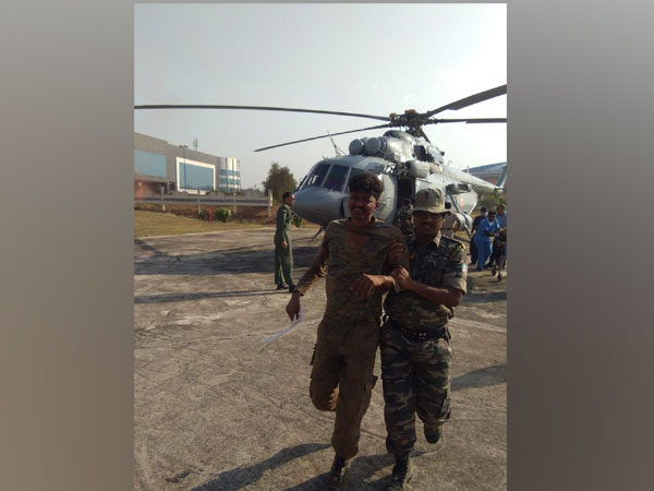 11 police personnel injured in IED blast airlifted to Ranchi
