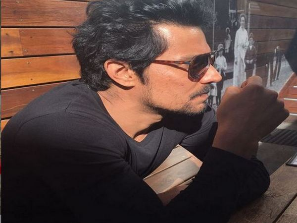 Randeep Hooda, image courtesy, Instagram