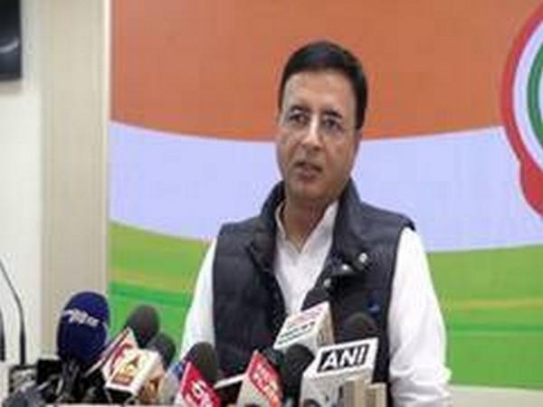 Congress spokesperson Randeep Singh Surjewala. File photo