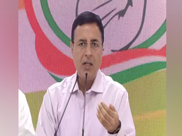 Congress communications in-charge Randeep Singh Surjewala (File photo)