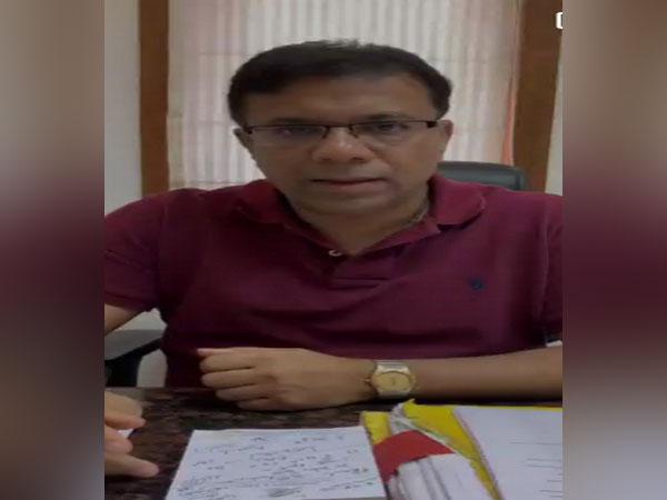 Goa Health Minister Vishwajit P Rane. (File Photo)