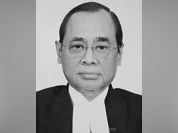 Outgoing Chief Justice of India Ranjan Gogoi
