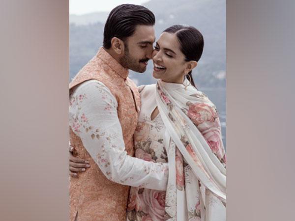 Celebrity couple Ranveer Singh and Deepika Padukone (Image Source: Instagram)