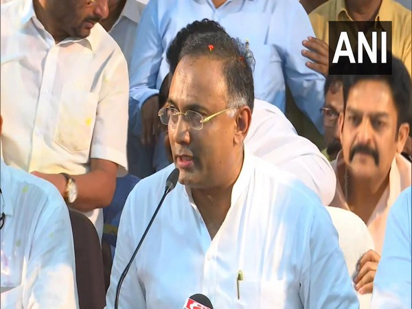 Congress leader Dinesh Gundu Rao (File photo)