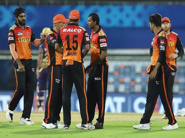 Team SRH (Image: BCCI/IPL)