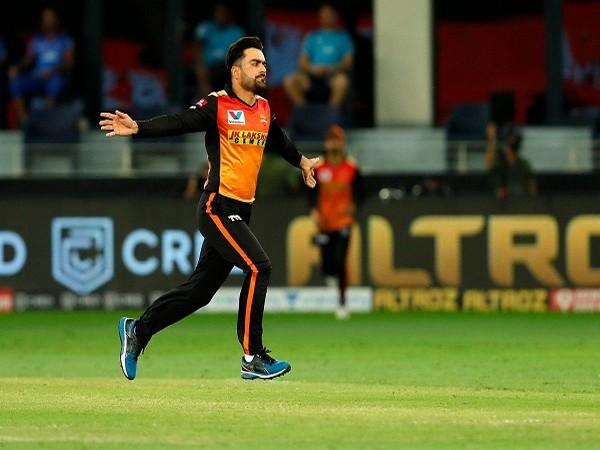 SRH spinner Rashid Khan. (Image: BCCI/IPL)