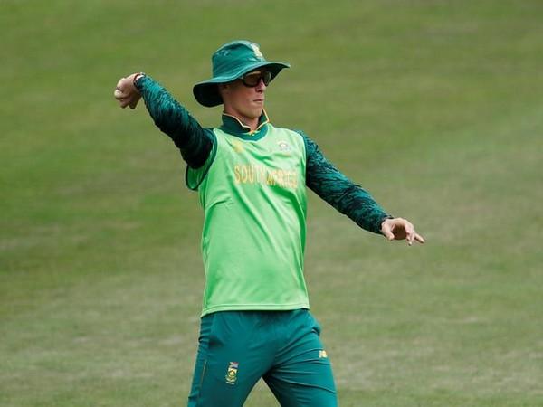 South Africa player Rassie van der Dussen