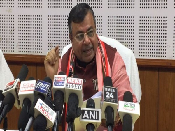 Tripura Education Minister Ratanlal Nath
