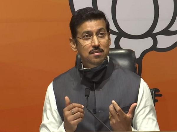 BJP national spokesperson Rajyavardhan Rathore (