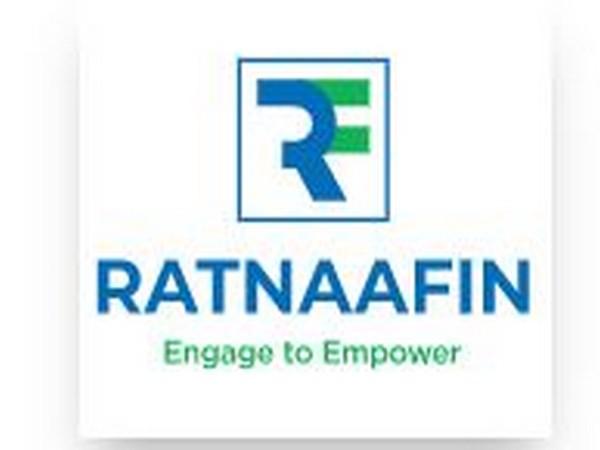 Ratnaafin logo