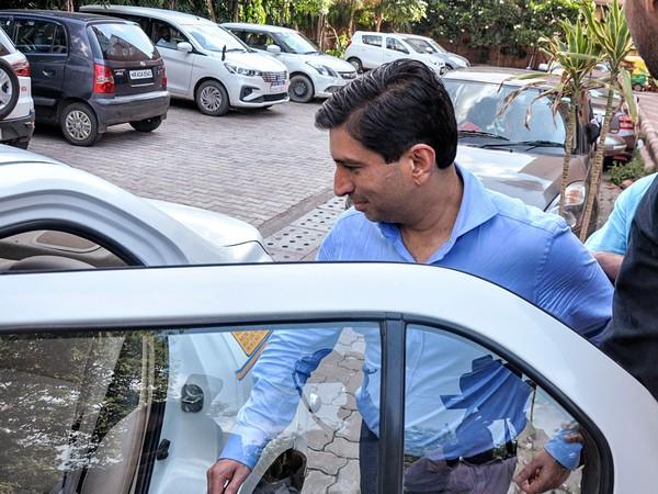 Businessman Ratul Puri