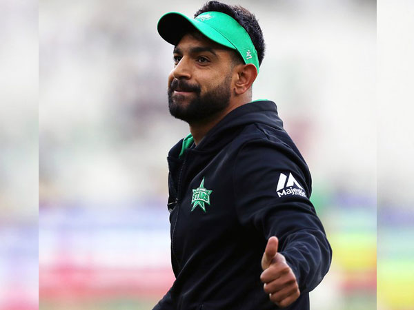 Pakistan pacer Haris Rauf (Photo/ Melbourne Stars Twitter)