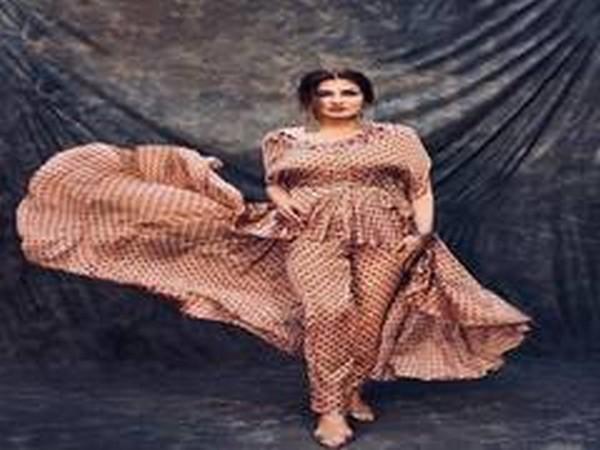 Actor Raveena Tandon (file)
