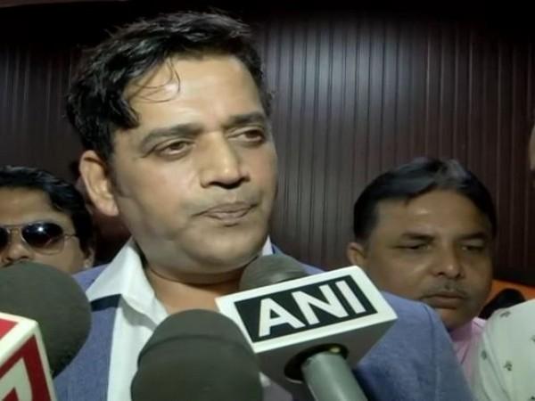 Actor-politician Ravi Kishan