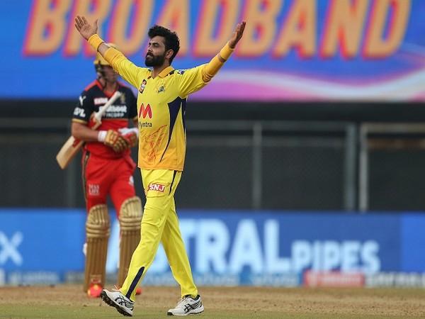CSK all-rounder Ravindra Jadeja (Image: BCCI/IPL)