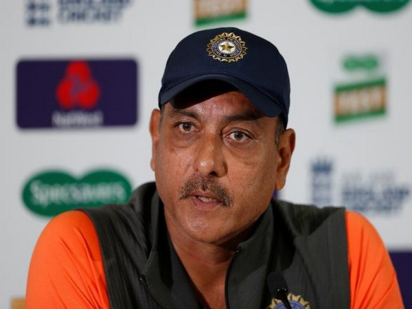 Indian cricket team head coach Ravi Shastri (file picture)