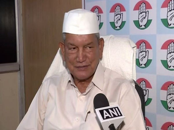 Former Uttarakhand Chief Minister Harish Rawat (File Photo)