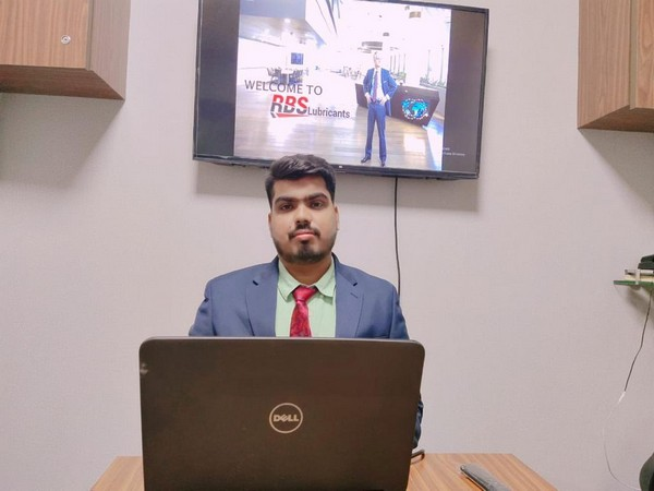Jitendra Kumar, Founder, RBS Lubricants