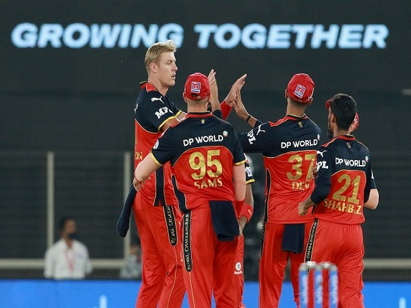 RCB players celebrating a wicket (Image: BCCI/IPL)