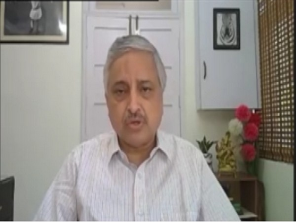 AIIMS Delhi Director Dr Randeep Guleria