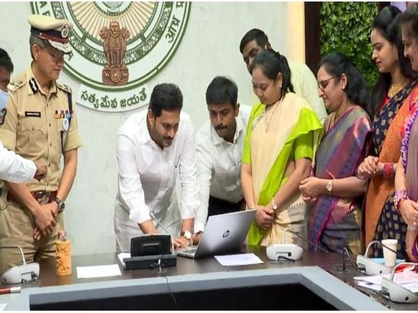 Andhra Pradesh CM YS Jaganmohan Reddy launches E-Rakshabandhan programme on Monday