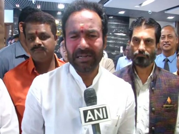 Minister of State (MoS) for Home Affairs G Kishan Reddy (file photo)