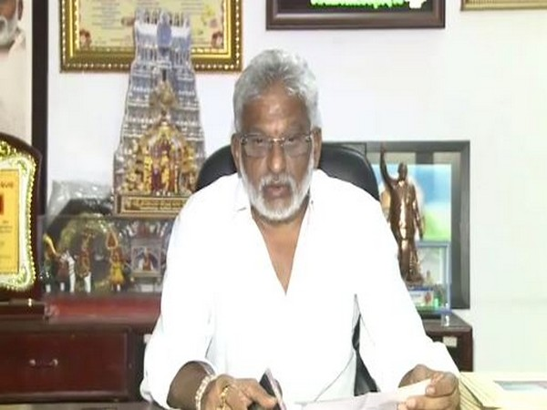 TTD chairman YV Subba Reddy. (File photo)