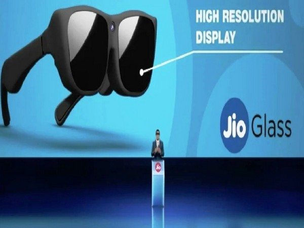 Reliance Jio has paid special attention to graphics for Jio Glass