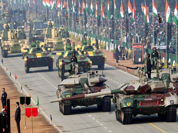 India's military might at display during 71st Republic Day Parade