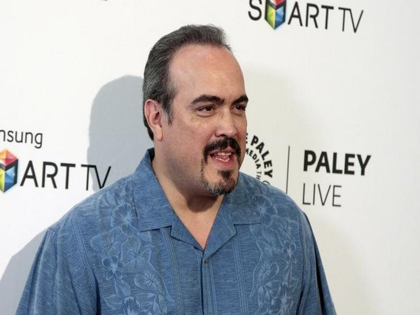 Actor David Zayas