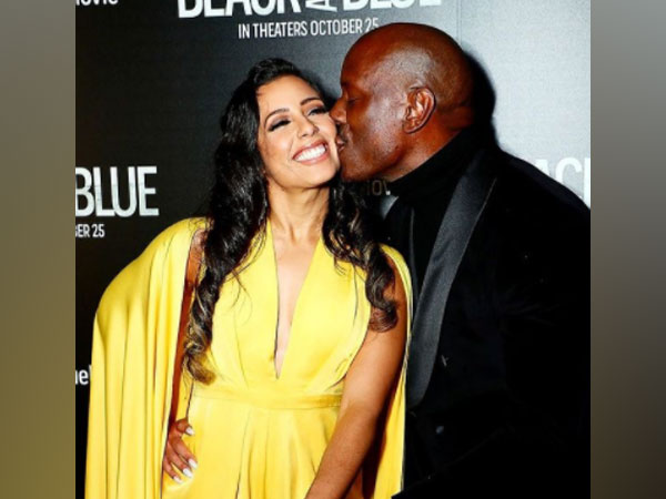 Tyrese Gibson, and Samantha Lee Gibson (Image Source: Instagram)