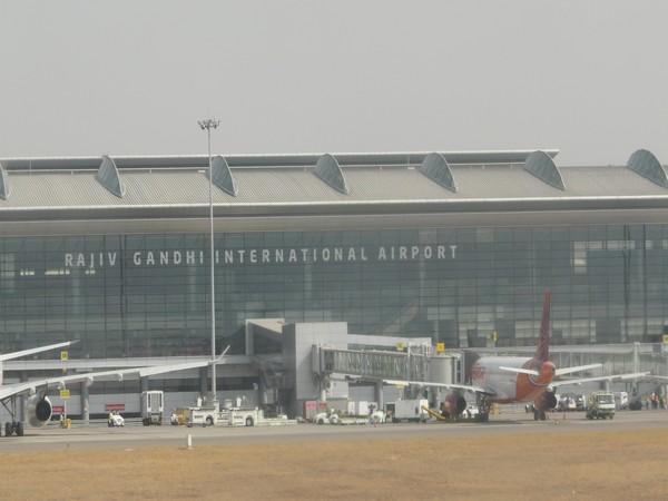 File Pic Rajiv Gandhi International Airport Hyderabad