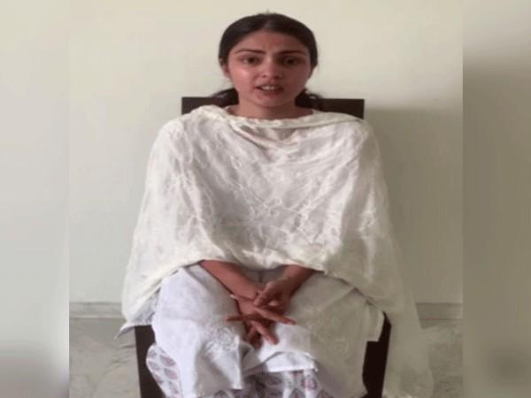 Actor Rhea Chakraborty (File Photo)