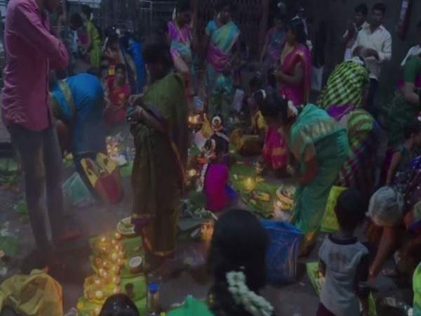 TN: Aadi Festival celebrations at Parvatha Varthni Amman