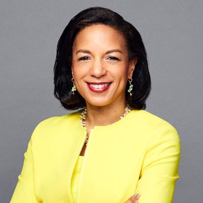 Former US National Security Advisor (NSA), Susan Rice (Photo/Rice's Twitter)
