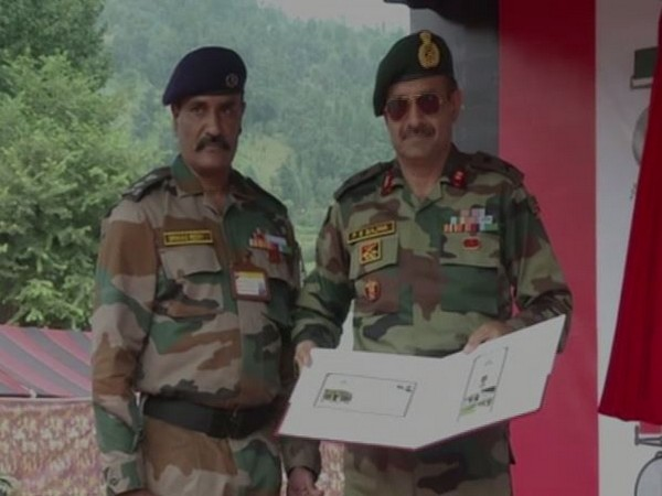 Visual from the Army event at Poonch (Photo/ANI)