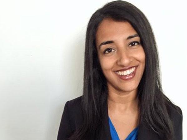 Indian-origin journalist Megha Rajagopalan.