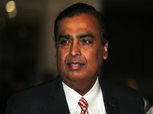 RIL Chairman and Managing Director Mukesh Ambani (File photo)