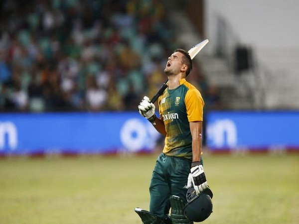 South African batsman Rilee Rossouw (File image)